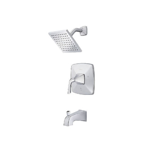 Pfister LG89-8BSC Bronson Tub and Shower Faucet Polished Chrome