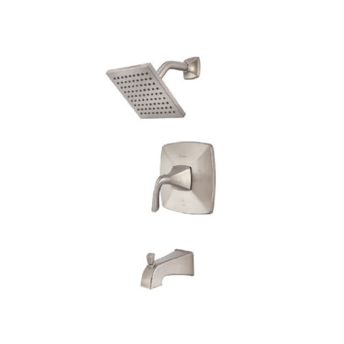 Pfister LG89-8BSK Bronson Tub and Shower Faucet Brushed Nickel