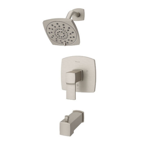 Pfister LG89-8DAK Deckard Tub and Shower Faucet Brushed Nickel