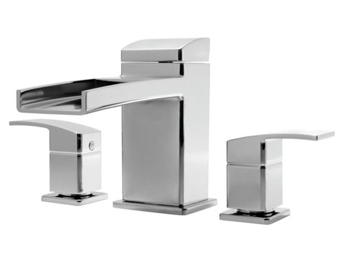 Pfister RT6-5DFC Kenzo Tub Faucet Polished Chrome
