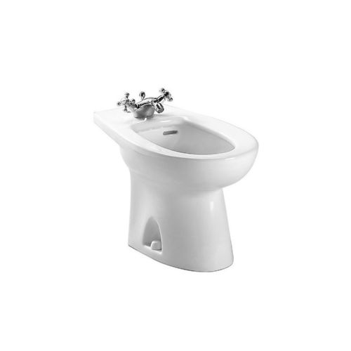 Toto BT500AR#01 Piedmont Bidet Cotton White