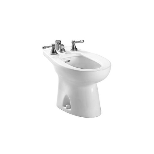 Toto BT500B#01 Piedmont Bidet Cotton White