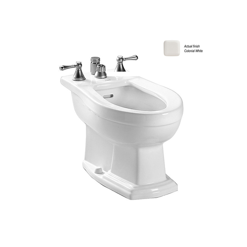 Toto BT784B#11 Clayton Bidet Colonial White