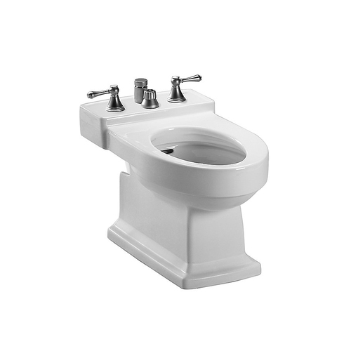Toto BT930B#01 Lloyd Bidet Cotton White