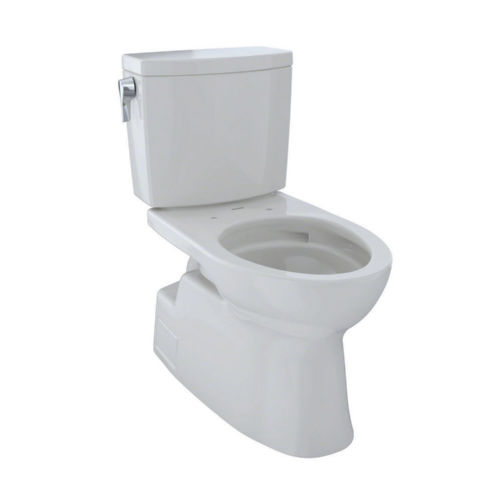 Toto CST474CUFG#11 Vespin Ii Elongated Two Piece Toilet Colonial White