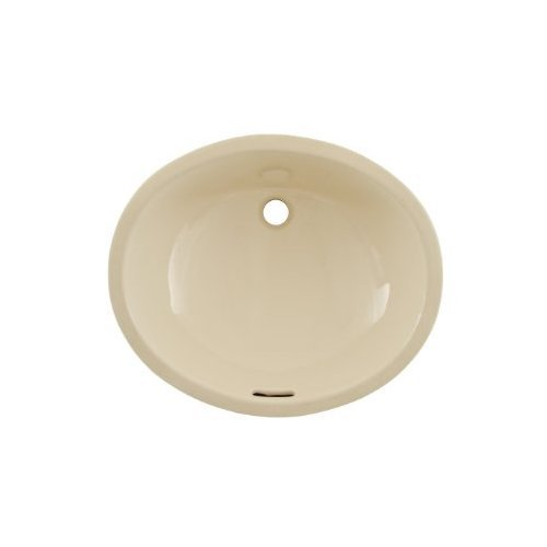 Toto LT579G#03 Rendezvous Undermount Vitreous China Bathroom Sink Bone