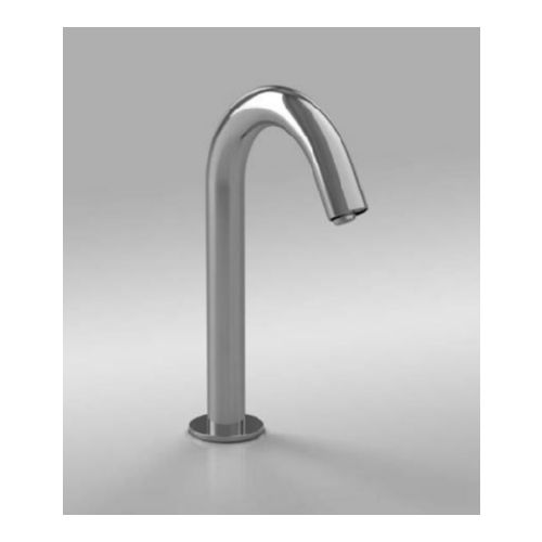 Toto TEL121-D10EM#CP Helix Single Hole Bathroom Faucet Polished Chrome