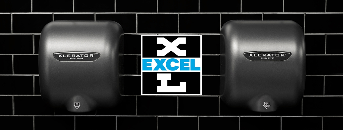 Excel Dryer XLERATOR Hand Dryers