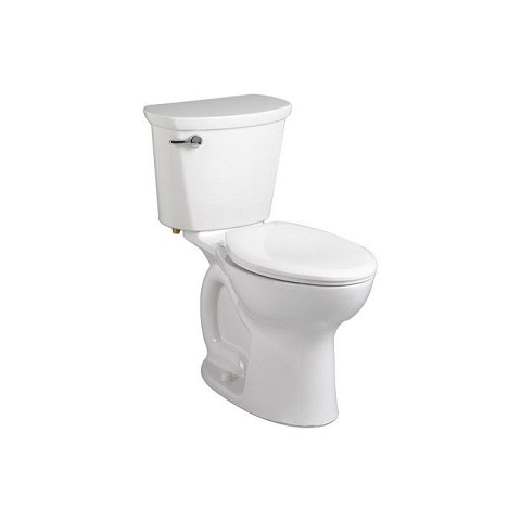 American Standard 215AA.004.020 Cadet Elongated Two Piece Toilet White