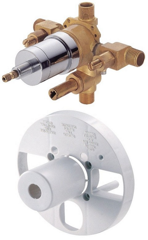 Danze D113000BT Ceramic Disc Rough Brass