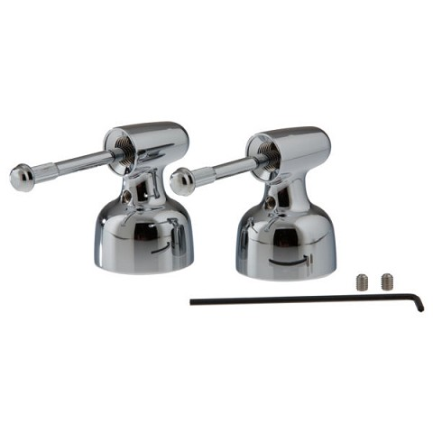 Delta H22 Two Metal Lever Handle Kit