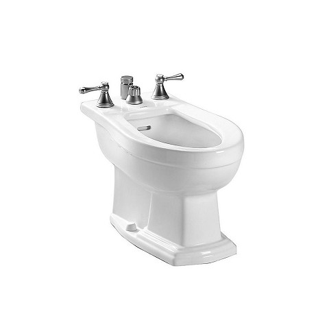 Toto BT784B#01 Clayton Bidet Cotton White