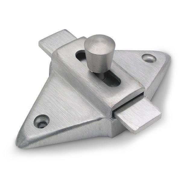 Jacknob 5023 Latch-Slide-Surface Mounted Stainless
