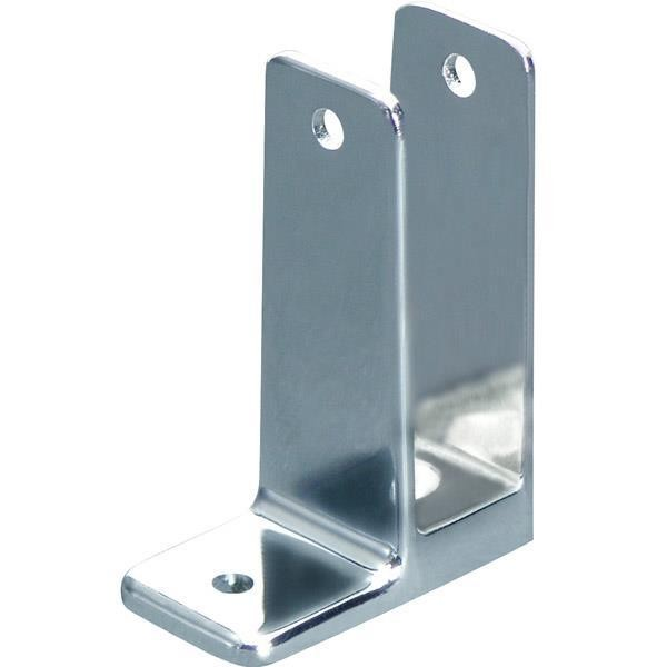 "Jacknob 1270 Wall Bracket 1"" One Ear X-High"
