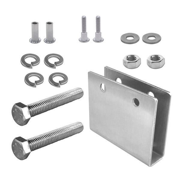"Jacknob 30619 Anchor Pack 3/4"" Ceiling - Crss"